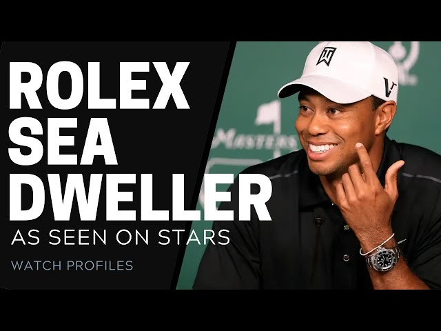 Rolex Seadweller, And Its Famous Fans   SwissWatchExpo