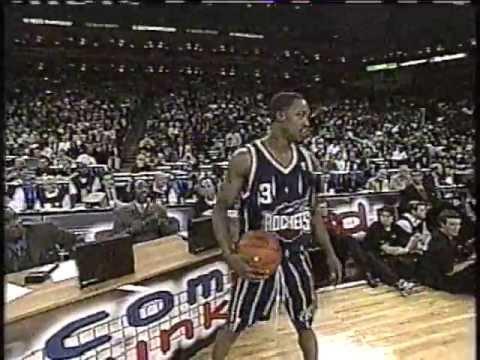 Steve Francis - 2000 NBA Slam Dunk Contest