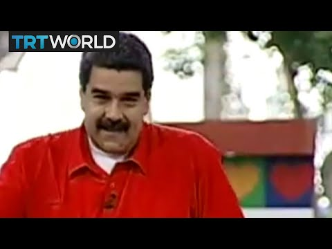 Venezuela On the Edge: President Maduro remakes hit song 'Despacito'