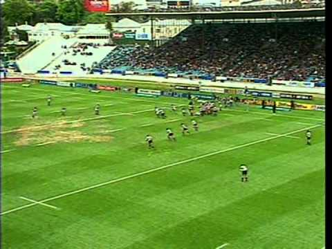 New Zealand Rugby Coaching Guide: Backline Attack & Back Defense