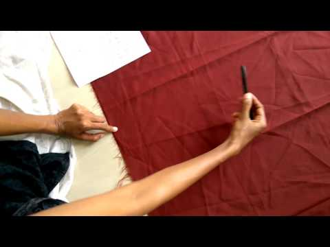 Churidar simple pant (bottom) cutting and stitching easy method full video