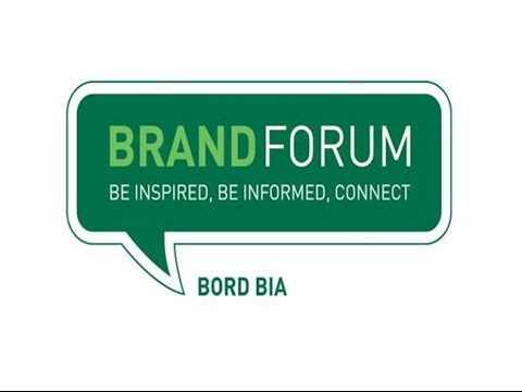 Bord Bia Brand Forum - Colin Gordon, March 2016