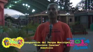 Parque municipal de Somotillo