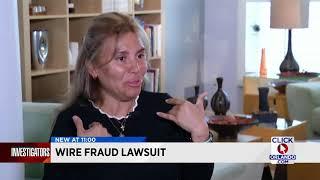 Andrew von Ramin Mapp on Channel 6 WKMG  Wire fraud Phishing