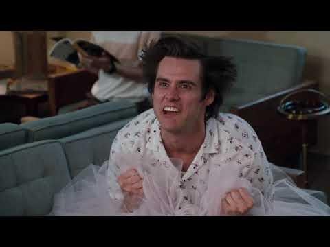 Ace Ventura: Pet Detective - Mental Hospital Scene