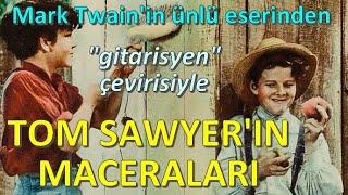 Tom Sawyerın Maceraları - 1938 (Türkçe Alt Yazılı Film) - HD 720p / Türkçe Çeviri gitarisyen