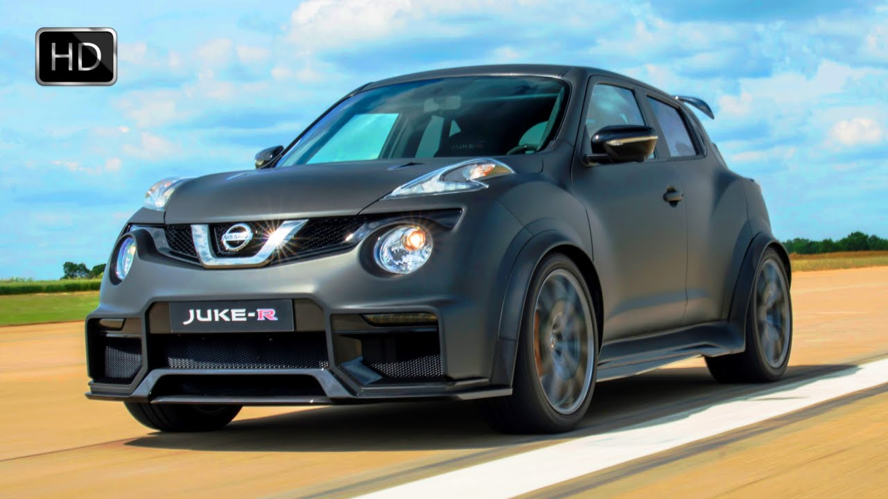2016 nissan juke r 2 0 with 600 hp gt r nismo engine. Black Bedroom Furniture Sets. Home Design Ideas