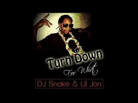 DJ Snake Vs Lonely Island Ft Lil Jon & Sam F - Turn Down For The Bass Drop (Unlimited Mashup)