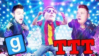 WIEŻA DISCO | Garry's mod: TTT [2.0] (With: EKIPA) | #BLADII
