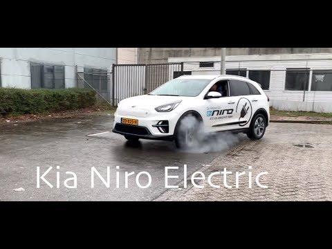 Kia Niro Electric | Kia ENiro - в этот раз - полностью электрическая