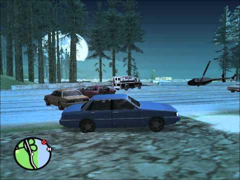 GTA San Andreas El Rescate De Tron(Loquendo)
