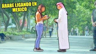 ÁRABE MILLONARIO LIGANDO CHICAS EN MÉXICO *mira lo que paso*