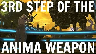 FFXIV Heavensward: 3rd Step Of The Anima Weapon
