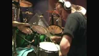 Joey Jordison - Roadrunner All Star Sessions (AUDIO SYNCED UP)