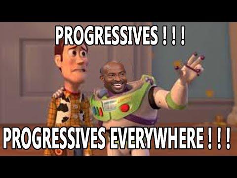 Van Jones: Progressive Activists Talk About Russia All Day