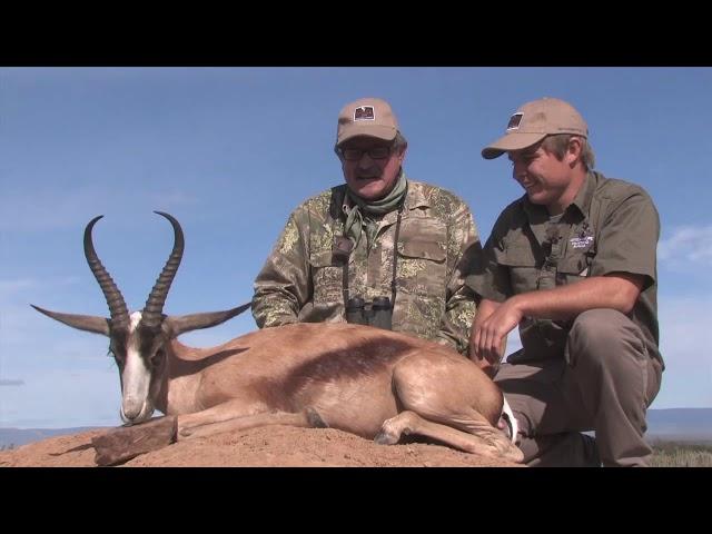 Copper Springbuck Hunt