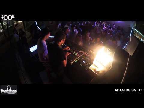 Adam De Smidt @ TouchBass Rooftop Party 01 Feb 2014
