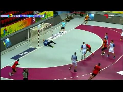 Esporte Clube Pinheiros (BRA) vs Esperance Sportive de Tunisie (TUN) - IHF Super Globe