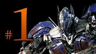 Transformers Rise Of The Dark Spark Walkthrough Part 1 [1080p HD] - No Commentary - Transformers 4