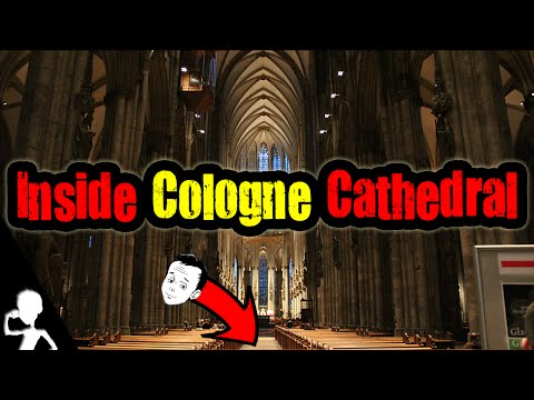 Inside The Cologne Cathedral | Get Germanized