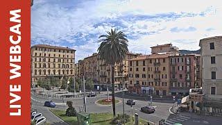 Preview of stream Webcam Live La Spezia (SP) - Piazza Saint Bon