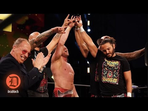The Bullet Club Forms on AEW Dynamite