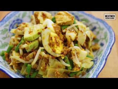 Gado Gado (Indonesian Salad with Peanut Sauce) - 加多加多