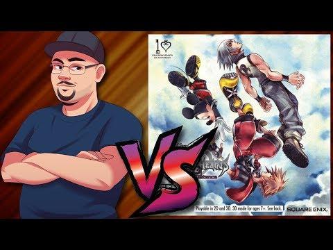 Johnny vs. Kingdom Hearts: Dream Drop Distance