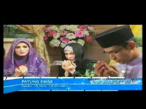 Promo Payung Emas (Cerekarama) @ Tv3! (19/11/2011)