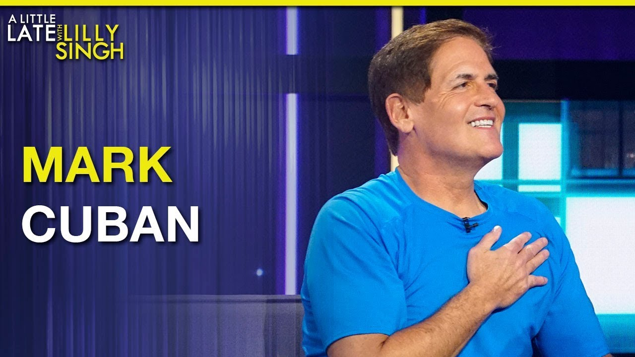 Mark Cuban's Card Got Declined While Buying Champagne