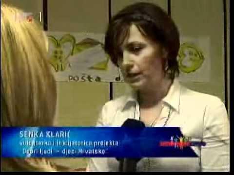 Dobri ljudi djeci Hrvatske - Zaklada Vaša Pošta HRT 1