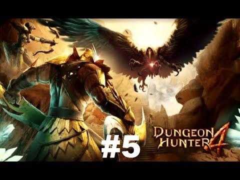 Dungeon Hunter 4 #5 Gameplay Прохождение Android/iOS Проходим дальше за Фехтовальщика
