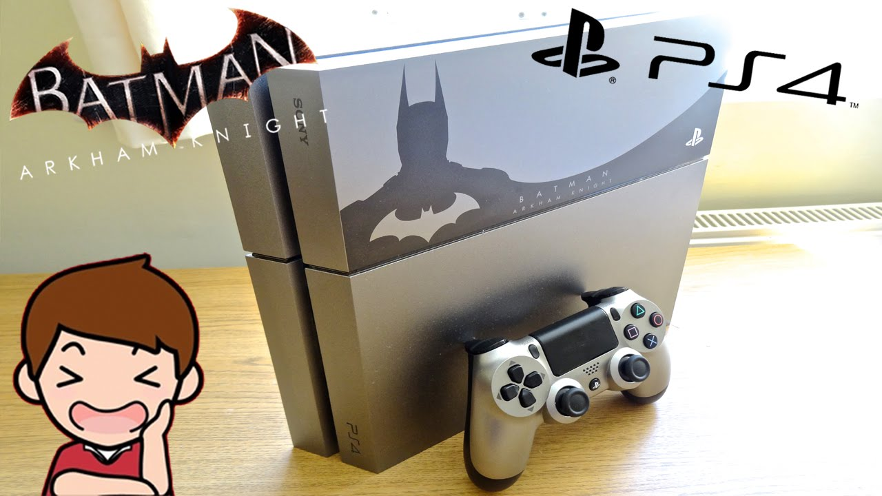 how to make a ps4 console
