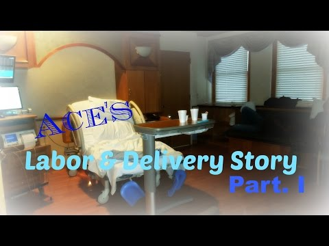 Baby Ace's Labor & Delivery Story | Love at First Sight...
