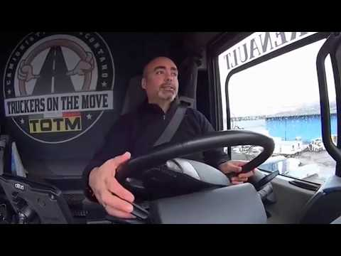 Truckers on the move 167