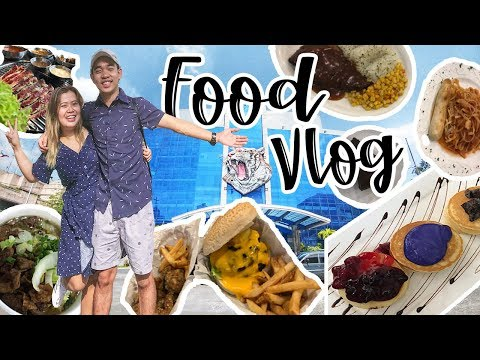Best Places To Eat in Mandaluyong (Food Vlog)