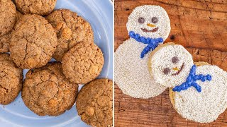 2 Holiday Cookie Recipes By Sarah Michelle Gellar
