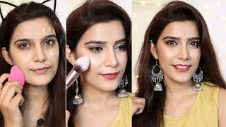 (हिंदी)How to do Makeup Step By Step For Beginners| Super Style Tips