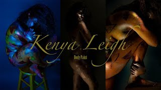 Body Paint | 2019 | Kenya Leigh | Metallic Body Paint