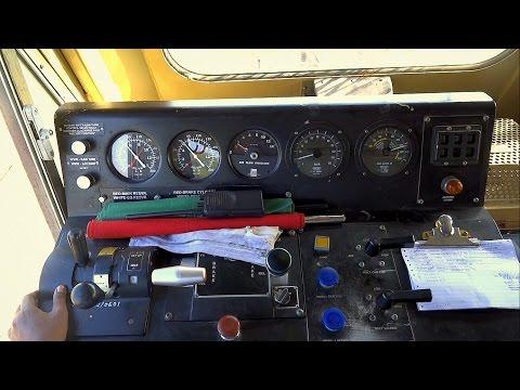 INDIAN RAILWAY LOCOMOTIVE DRIVE ! CAB RIDE COMPILATION 2