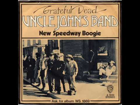 Grateful Dead  Uncle Johns Band Studio Version
