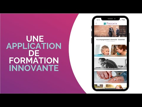 Application Mobile Toccata - Aide à Domicile
