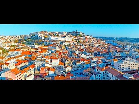 Coimbra - Visite Coimbra! Visit Coimbra! (vídeo oficial)