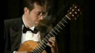 Andrea Dieci (guitar) - Sor Variations on a Theme of Mozart