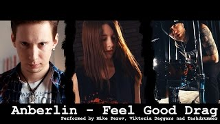 Anberlin - Feel Good Drag (Full Cover)
