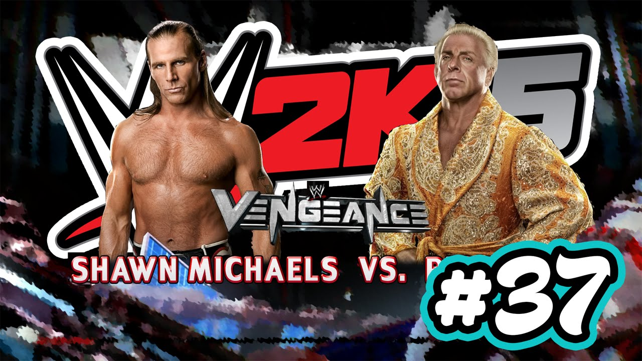 WWE 2K14 30 Years Of WrestleMania Walkthrough Part 32