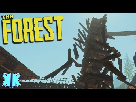 THE EXPLOSIVE END TO SEASON 1 SPECIAL!   The Forest   Update 0.47 Gameplay   #57
