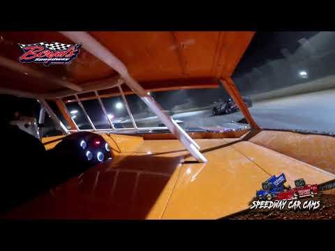 #4 Logan Walston - Sportsman - 2-2-20 Boyds Speedway Cabin Fever - In-Car Camera
