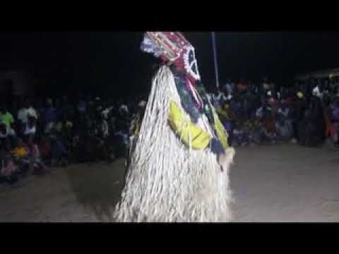 Download The best dancing masquerade in Igala kingdom