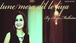 Video Tune Mera Dil Le Liya | Anju Malhotra Feat . AD Boyz | Official Audio download MP3, 3GP, MP4, WEBM, AVI, FLV November 2017